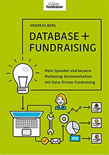 Buchcover Database + Fundraising