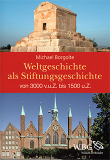 Buchcover Weltgeschichte als Stifungsgeschichte