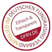 Ethik-Signet des Deutschen Fundraising-Verbandes