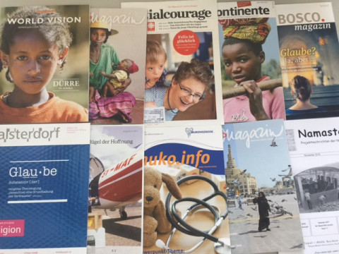 Förderer-Magazin