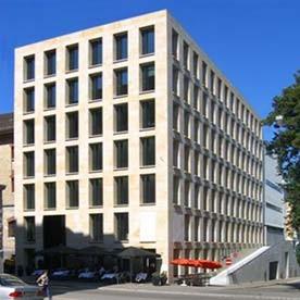 SAZ Unternehmenssitz in St. Gallen