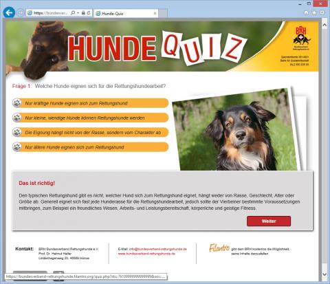 Printmailing-Landingpage