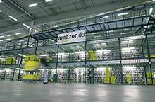 Amazon Logistikzentrum Bad Hersfeld