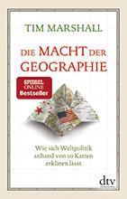 Buchcover Die Macht der Geographie