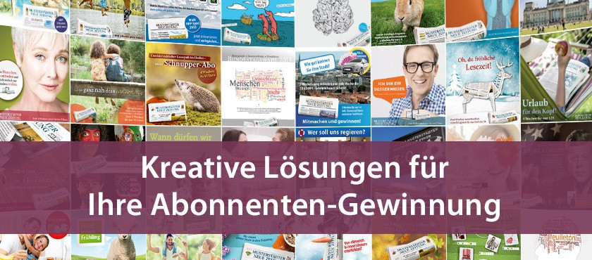 Unsere Layouts