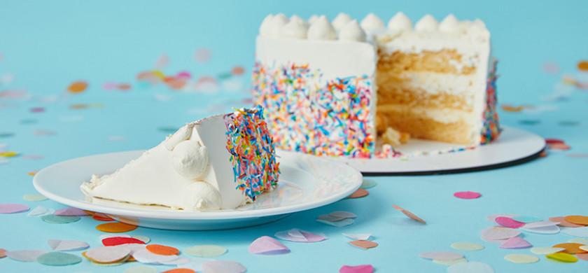 Ein Stück vom Kuchen