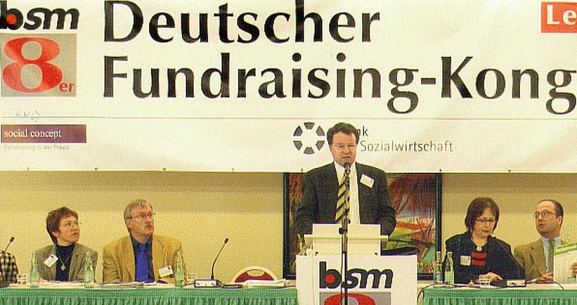 Fundraising-Kongress